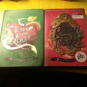 Disney's Descendants book set